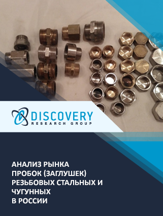 Маркетинговое исследование - Анализ рынка пробок (заглушек) резьбовых стальных и чугунных в России