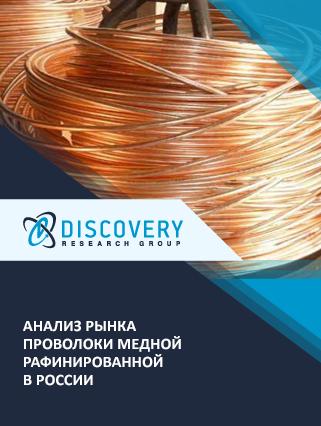 Маркетинговое исследование - Анализ рынка проволоки медной рафинированной в России