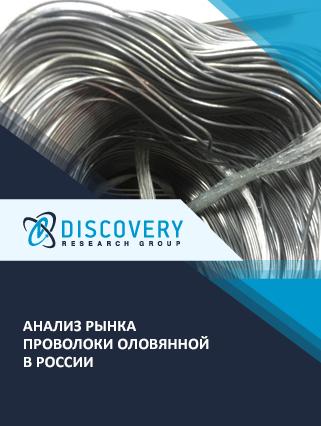 Маркетинговое исследование - Анализ рынка проволоки оловянной в России