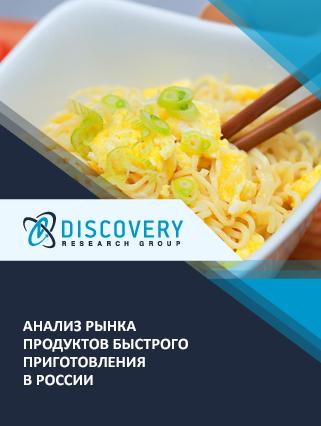 Маркетинговое исследование - Анализ рынка продуктов быстрого приготовления в России