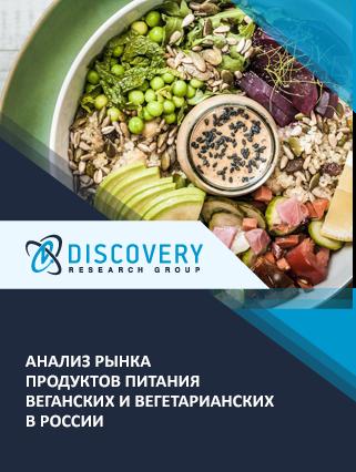 Анализ рынка продуктов питания веганских и вегетарианских в России
