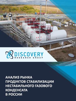 Анализ рынка продуктов стабилизации нестабильного газового конденсата в России