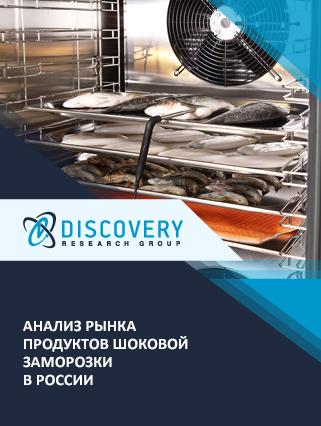 Маркетинговое исследование - Анализ рынка продуктов шоковой заморозки в России