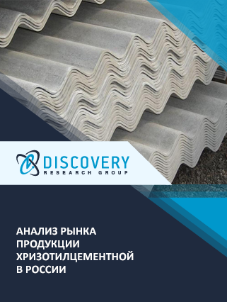 Анализ рынка продукции хризотилцементной в России