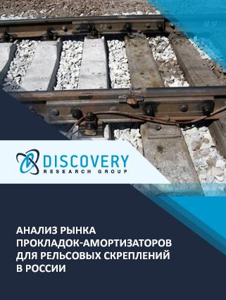 Маркетинговое исследование - Анализ рынка прокладок-амортизаторов для рельсовых скреплений в России