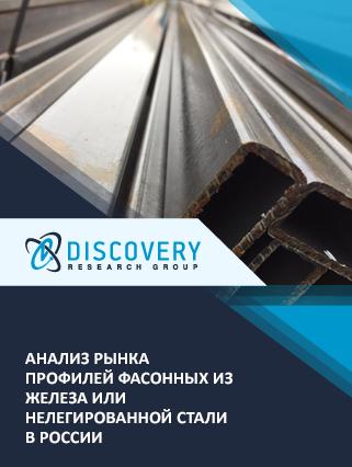 Маркетинговое исследование - Анализ рынка профилей фасонных из железа или нелегированной стали в России