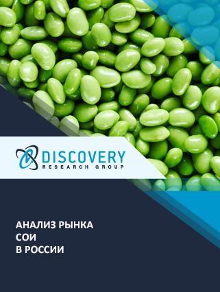 Маркетинговое исследование - Анализ рынка сои в России