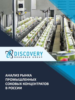 Маркетинговое исследование - Анализ рынка промышленных соковых концентратов в России