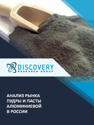 Анализ рынка пудры и пасты алюминиевой в России