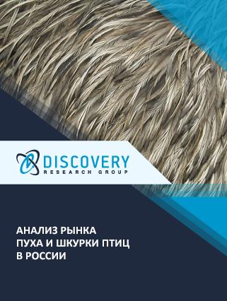 Маркетинговое исследование - Анализ рынка пуха и шкурки птиц в России