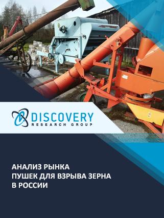 Маркетинговое исследование - Анализ рынка пушек для взрыва зерна в России