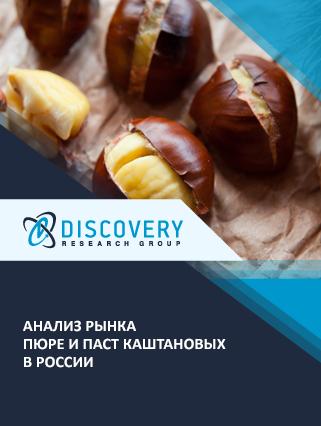 Маркетинговое исследование - Анализ рынка пюре и паст каштановых в России