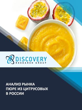 Маркетинговое исследование - Анализ рынка пюре из цитрусовых в России