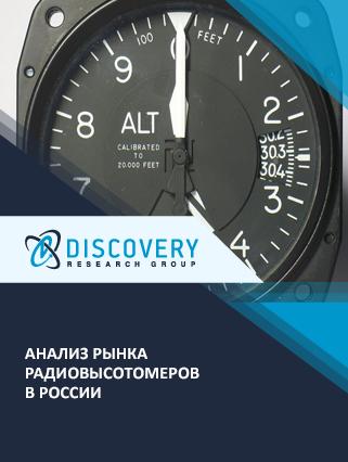 Маркетинговое исследование - Анализ рынка радиовысотомеров в России