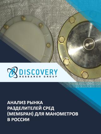 Маркетинговое исследование - Анализ рынка разделителей сред (мембран) для манометров в России
