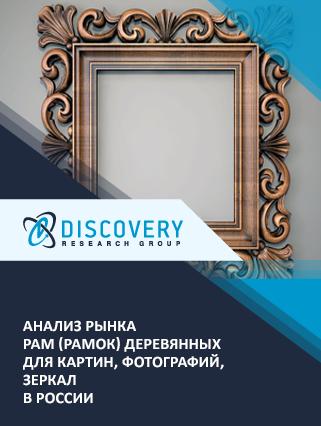 Маркетинговое исследование - Анализ рынка рам (рамок) деревянных для картин, фотографий, зеркал в России