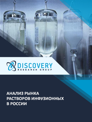 Анализ рынка растворов инфузионных в России