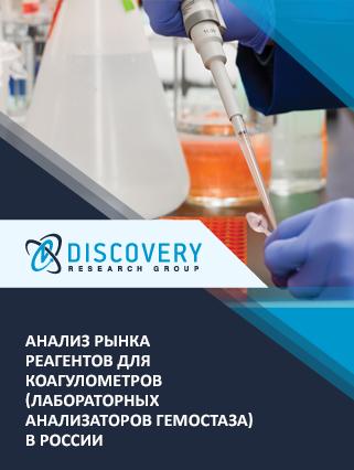 Маркетинговое исследование - Анализ рынка реагентов для коагулометров (лабораторных анализаторов гемостаза) в России