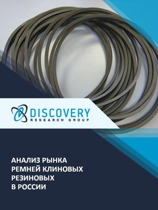 Маркетинговое исследование - Анализ рынка ремней клиновых резиновых в России