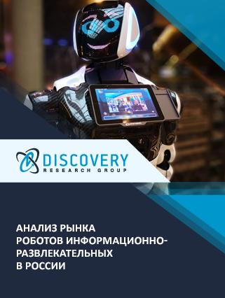 Маркетинговое исследование - Анализ рынка роботов информационно-развлекательных в России