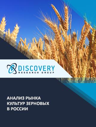 Анализ рынка культур зерновых в России