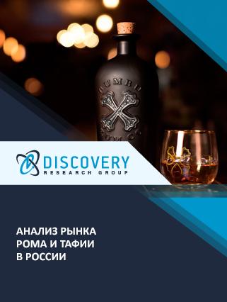 Маркетинговое исследование - Анализ рынка рома и тафии в России