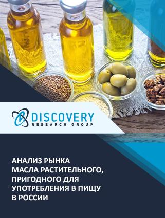 Маркетинговое исследование - Анализ рынка масла растительного, пригодного для употребления в пищу в России