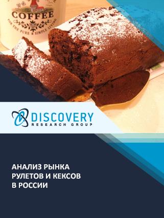 Маркетинговое исследование - Анализ рынка рулетов и кексов в России