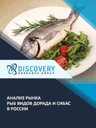 Маркетинговое исследование - Анализ рынка рыб видов дорада и сибас в России