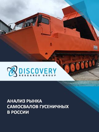 Маркетинговое исследование - Анализ рынка самосвалов гусеничных в России