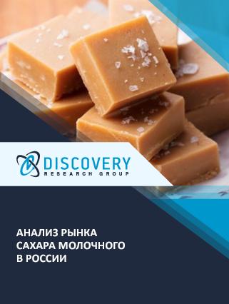 Маркетинговое исследование - Анализ рынка сахара молочного в России