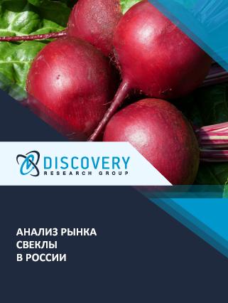 Маркетинговое исследование - Анализ рынка свеклы в России