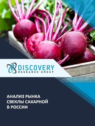 Анализ рынка свеклы сахарной в России