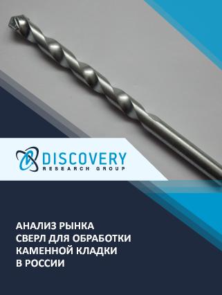 Анализ рынка сверл для обработки каменной кладки в России