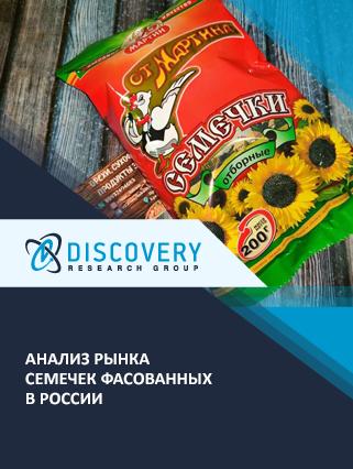 Маркетинговое исследование - Анализ рынка фасованных семечек в России (с базой импорта-экспорта)