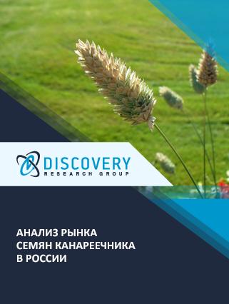 Маркетинговое исследование - Анализ рынка семян канареечника в России