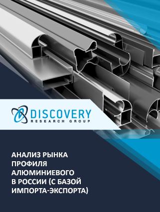 Маркетинговое исследование - Анализ рынка профиля алюминиевого в России (с базой импорта-экспорта)