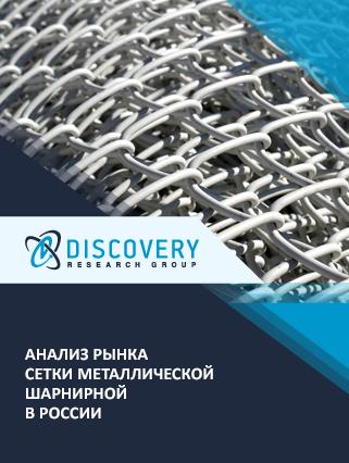 Маркетинговое исследование - Анализ рынка сетки металлической шарнирной в России