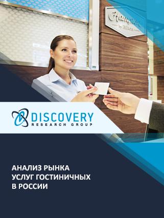 Маркетинговое исследование - Анализ рынка услуг гостиничных в России