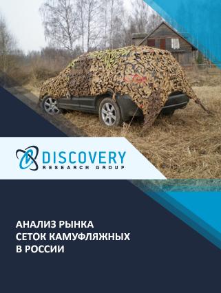 Маркетинговое исследование - Анализ рынка сеток камуфляжных в России