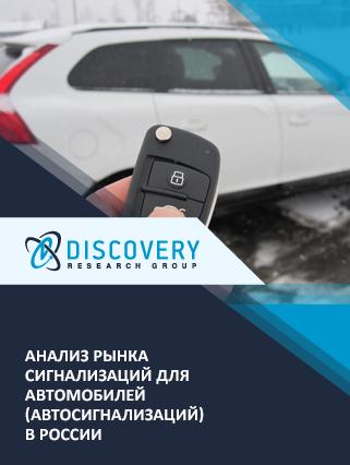 Анализ рынка сигнализаций для автомобилей (автосигнализаций) в России
