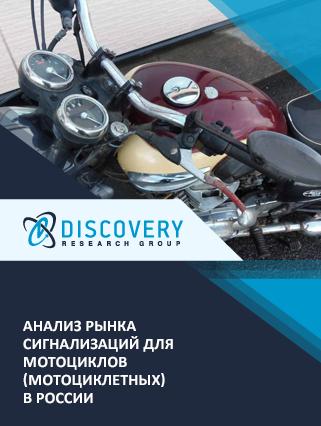Анализ рынка сигнализаций для мотоциклов (мотоциклетных) в России
