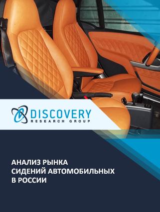 Маркетинговое исследование - Анализ рынка сидений автомобильных в России