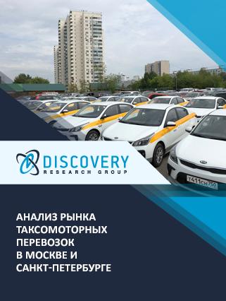 Маркетинговое исследование - Анализ рынка таксомоторных перевозок в Москве и Санкт-Петербурге