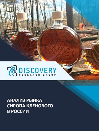 Маркетинговое исследование - Анализ рынка сиропа кленового в России