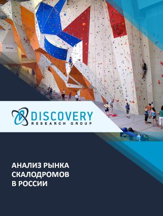 Маркетинговое исследование - Анализ рынка скалодромов в России