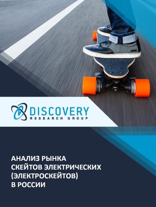 Маркетинговое исследование - Анализ рынка скейтов электрических (электроскейтов) в России