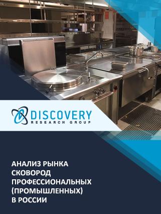 Маркетинговое исследование - Анализ рынка сковород профессиональных (промышленных) в России