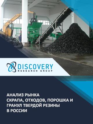 Маркетинговое исследование - Анализ рынка скрапа, отходов, порошка и гранул твердой резины в России