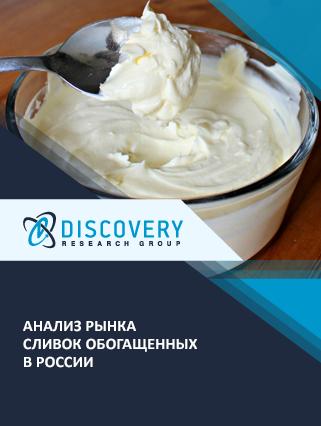 Анализ рынка сливок обогащенных в России